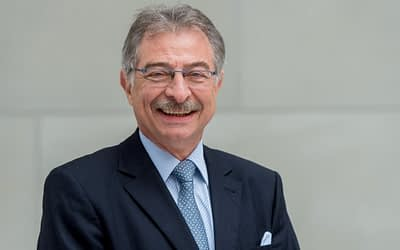 """Dieter Kempf: """"Protectionism harms everyone"""""""