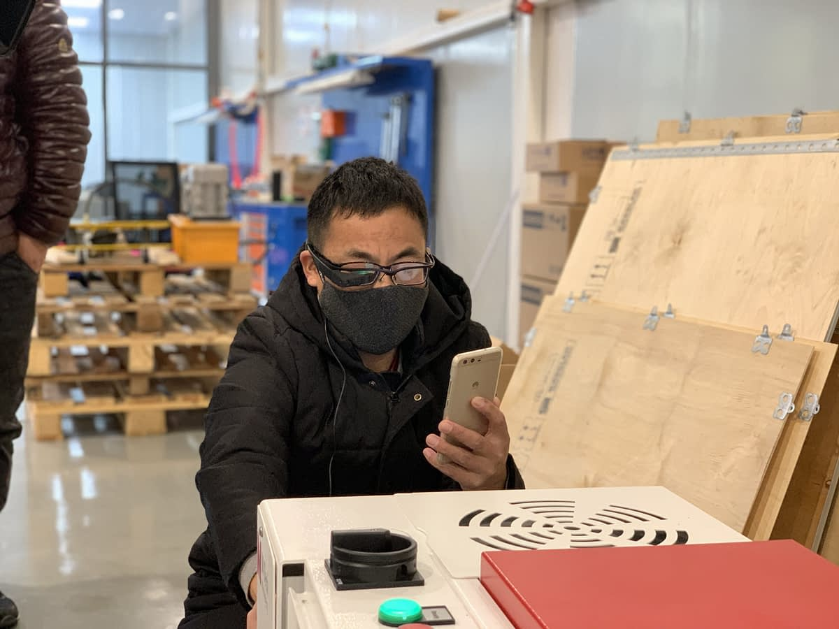 chinas industrie covid19