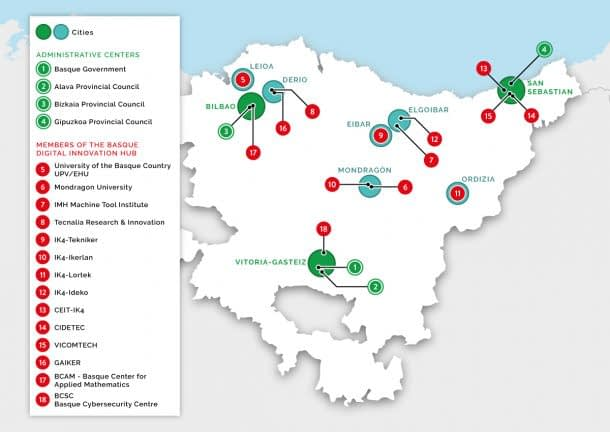 Map Basque SPRI