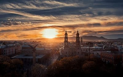 Aguascalientes at the forefront