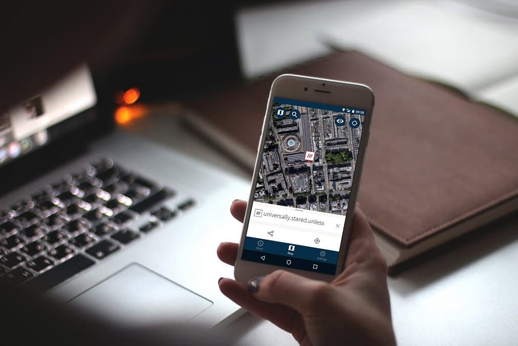 What3words: Three magic words becoming a global standard