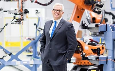 """Eric Reuting: """"Electromobility and digitalisation are changing the automotive industry sustainably"""""""