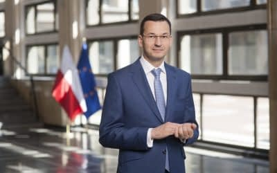 """Poland participates in the fourth industrial revolution"""